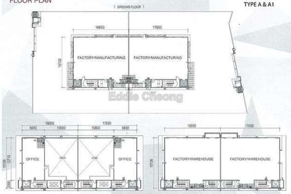 For Sale Factory at Taman Putra Perdana, Puchong Leasehold Unfurnished 0R/0B 2.9m