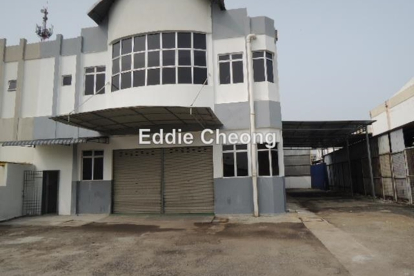 For Sale Factory at Taman Mas Sepang, Puchong Leasehold Unfurnished 0R/0B 3m