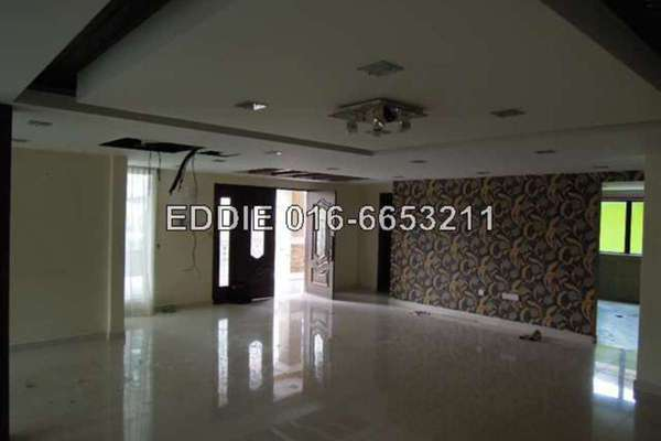 For Sale Terrace at Taman Puchong Perdana, Puchong Leasehold Unfurnished 4R/3B 898k