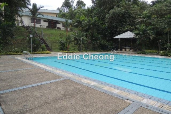 For Sale Condominium at OG Heights, Old Klang Road Leasehold Semi Furnished 3R/2B 418k