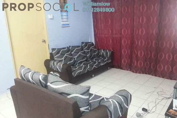 For Rent Condominium at Palm Spring, Kota Damansara Leasehold Fully Furnished 3R/2B 1.65k