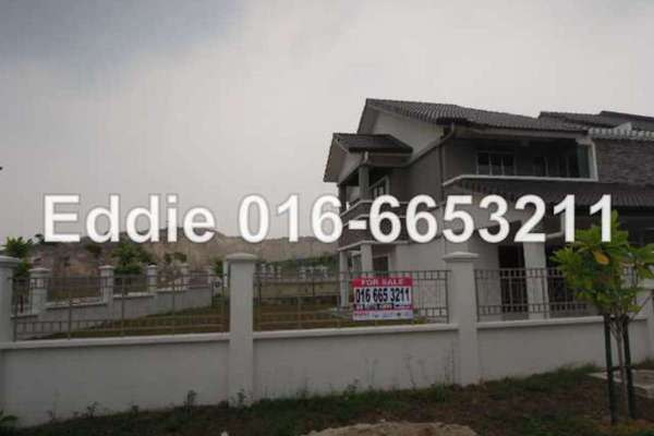 For Sale Link at Alam Nusantara, Setia Alam Freehold Unfurnished 4R/3B 998k