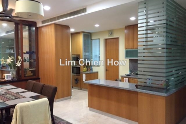 For Rent Condominium at Binjai Residency, KLCC Leasehold Fully Furnished 4R/5B 13k