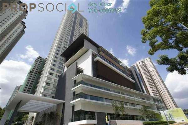 For Rent SoHo/Studio at VERVE Suites, Mont Kiara Freehold  1R/1B 2.9千