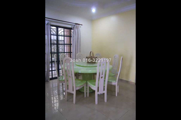 For Sale Semi-Detached at BRP 5, Bukit Rahman Putra Leasehold Semi Furnished 5R/3B 1.68m