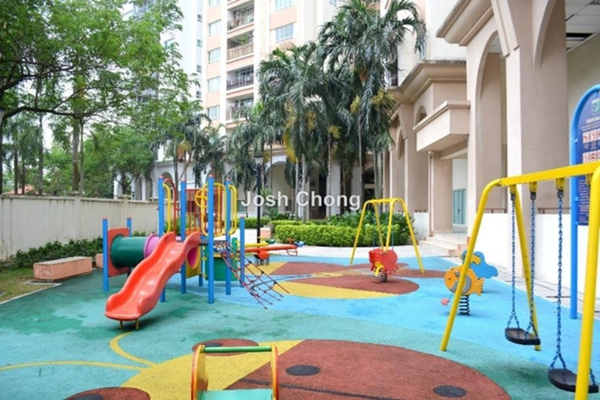 For Sale Condominium at The Boulevard, Subang Jaya Leasehold Fully Furnished 3R/3B 908k