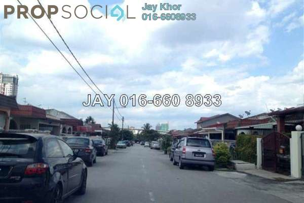 For Sale Terrace at SS18, Subang Jaya Freehold Semi Furnished 3R/2B 750k