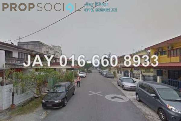 For Sale Terrace at Teluk Gadong, Klang Leasehold Semi Furnished 3R/3B 550k