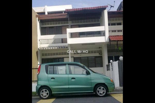 For Sale Terrace at Taman Maluri, Cheras Leasehold Unfurnished 4R/3B 900k