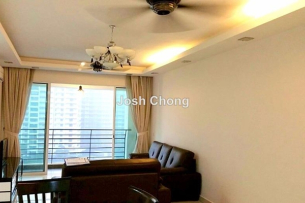 For Sale Condominium at Laman Baiduri, Subang Jaya Leasehold Semi Furnished 3R/2B 780k