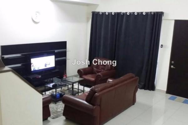 For Sale Link at Palm Walk, Bandar Sungai Long Freehold Unfurnished 4R/3B 738k