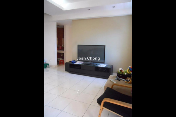 For Sale Condominium at Endah Puri, Sri Petaling Leasehold Unfurnished 3R/3B 580k