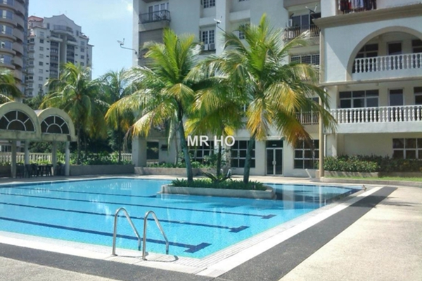 For Rent Condominium at Seputih Permai, Seputeh Leasehold Unfurnished 3R/2B 2.8k