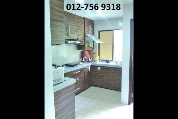 For Rent Condominium at Tivoli Villas, Bangsar Leasehold Unfurnished 2R/2B 3.3k