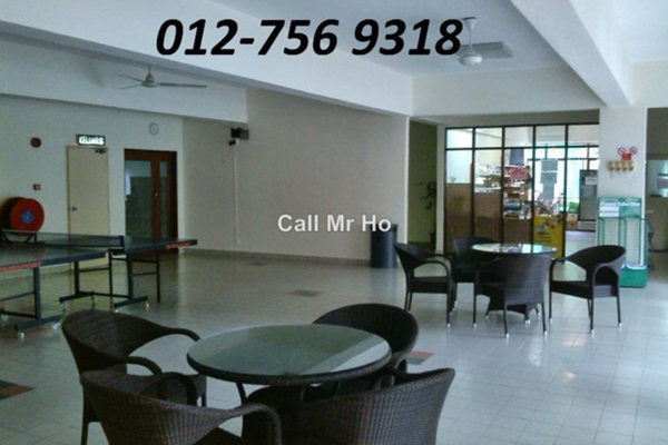 For Rent Condominium at Robson Condominium, Seputeh Leasehold Unfurnished 3R/2B 2.4k