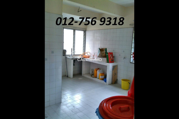 For Rent Terrace at Section 26, Shah Alam Freehold Unfurnished 4R/3B 1.6k