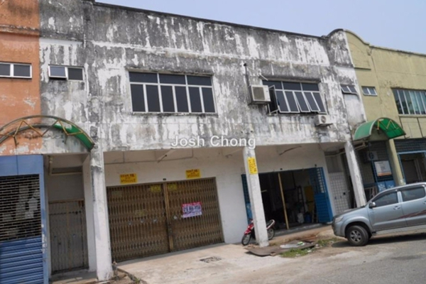 For Rent Factory at Taman Mas Sepang, Puchong Leasehold Unfurnished 0R/2B 3.6千