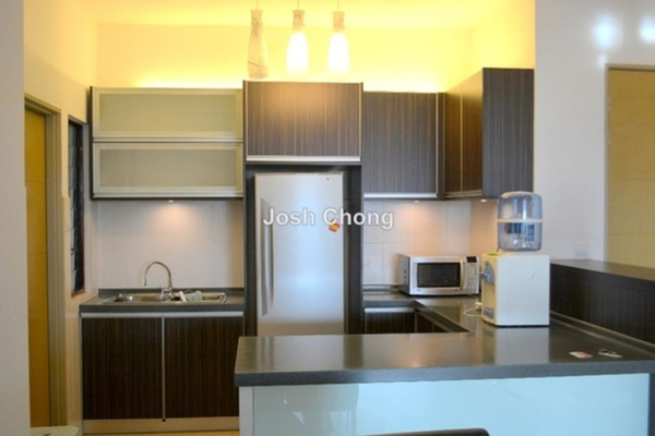 For Rent Condominium at Savanna 1, Bukit Jalil Leasehold Semi Furnished 3R/2B 2.5k