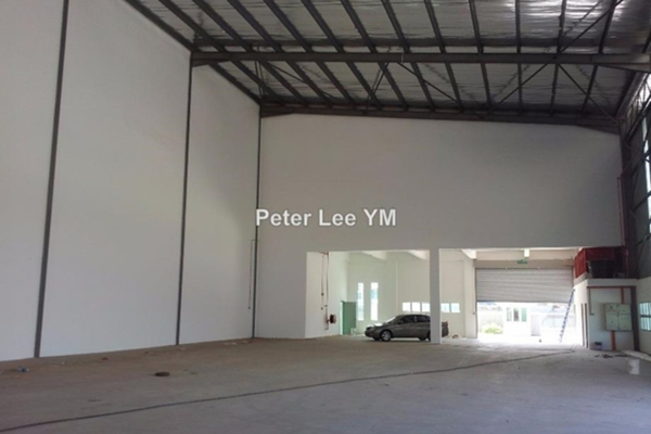 For Sale Factory at Jenjarom, Selangor Leasehold Unfurnished 0R/0B 7.98m