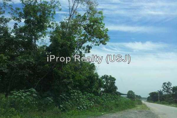 For Sale Land at Kampung Telok Gong , Port Klang Leasehold Unfurnished 0R/0B 17m