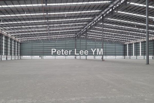 For Sale Factory at Pulau Indah Industrial Park, Port Klang Leasehold Unfurnished 0R/0B 46m