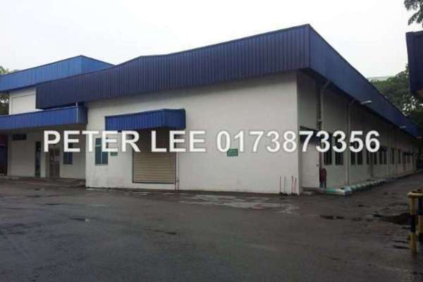 For Sale Factory at Section 16, Shah Alam Leasehold Unfurnished 0R/0B 16.5m