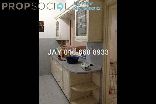 For Sale Terrace at Wangsa Baiduri, Subang Jaya Leasehold Semi Furnished 4R/3B 799k