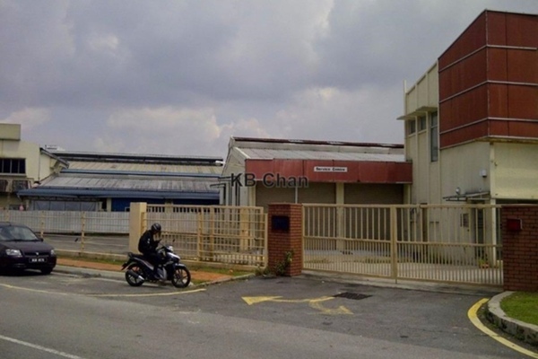 For Sale Factory at Section 51A, Petaling Jaya Leasehold Unfurnished 0R/0B 8.4m