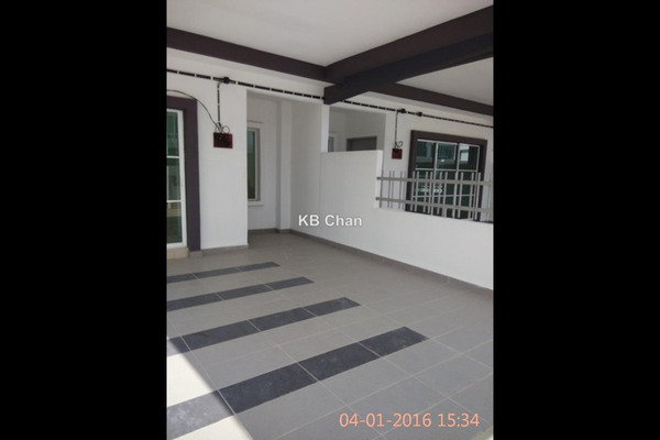 For Sale Semi-Detached at Taman Emas, Dengkil Freehold Unfurnished 4R/5B 1.5m