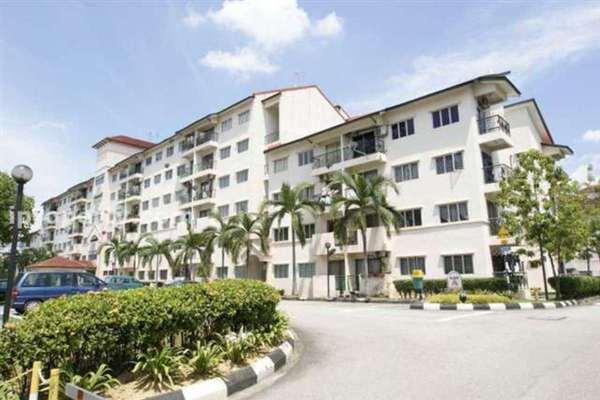 For Sale Apartment at Mas KiPark Damansara, Kepong Freehold Unfurnished 3R/2B 400k
