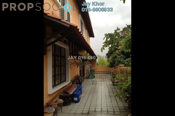 For Sale Terrace at Damai Rasa, Alam Damai Leasehold Semi Furnished 7R/6B 1.3m