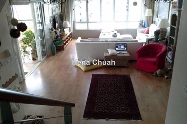 For Sale Duplex at Perdana Emerald, Damansara Perdana Leasehold Unfurnished 6R/3B 1.05m