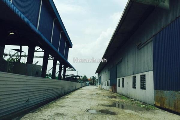 For Sale Factory at Bukit Raja Industrial Park, Klang Freehold Unfurnished 0R/0B 9.5m
