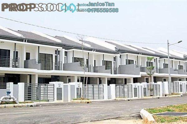 For Rent Superlink at Bandar Tasik Puteri, Rawang Leasehold Unfurnished 4R/3B 1k