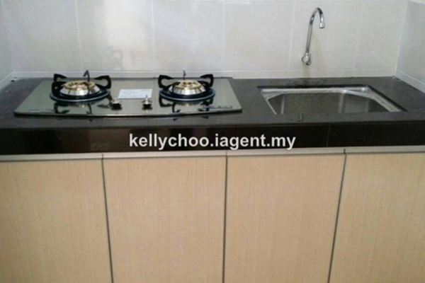 For Sale Condominium at Serin Residency, Cyberjaya Freehold Unfurnished 3R/2B 450Ribu