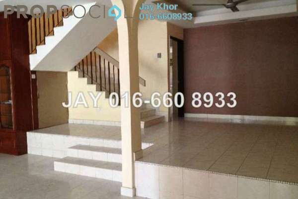 For Sale Terrace at SS14, Subang Jaya Freehold Semi Furnished 4R/3B 838k