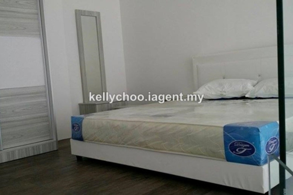 For Sale Duplex at The Place, Cyberjaya Freehold Fully Furnished 0R/1B 340k