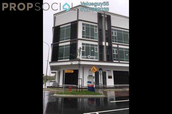 For Rent Shop at Setia Eco Cascadia, Tebrau Freehold Unfurnished 0R/0B 12.5k