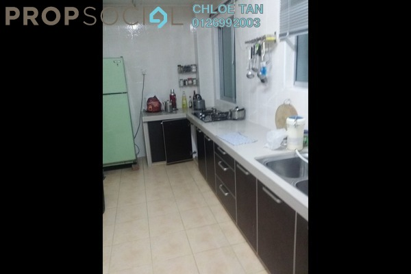 For Sale Terrace at Lagoon Homes, Kota Kemuning Freehold Semi Furnished 4R/4B 830.0千