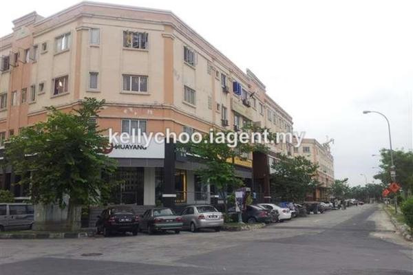 For Sale Shop at Taman Serdang Perdana, Seri Kembangan Leasehold Semi Furnished 0R/0B 480k