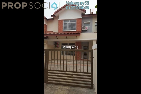 For Rent Terrace at Ambang Botanic 1, Klang Freehold Unfurnished 4R/3B 2k