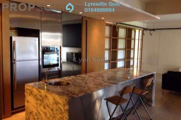 For Rent Condominium at Kiaramas Cendana, Mont Kiara Freehold Fully Furnished 5R/4B 7.5k