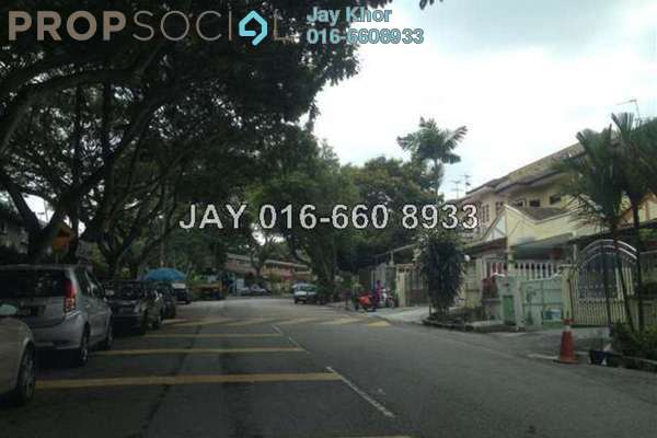 For Sale Terrace at Taman Sri Endah, Sri Petaling Leasehold Semi Furnished 4R/3B 750k
