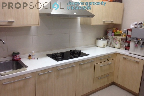 For Rent Apartment at Desa Idaman Residences, Puchong Freehold Unfurnished 3R/2B 1.1k