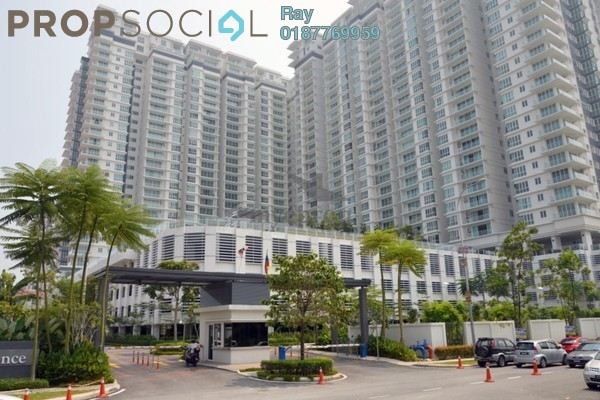 For Rent Condominium at Le Yuan Residence, Kuchai Lama Freehold Fully Furnished 4R/4B 2.8k