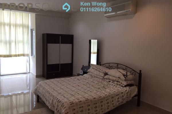 For Rent Condominium at First Subang, Subang Jaya Freehold Fully Furnished 1R/1B 1.7k