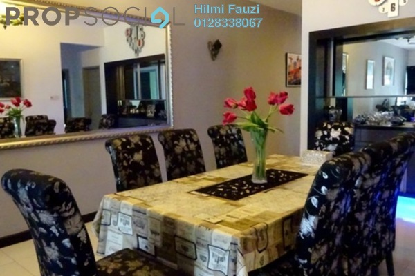 For Sale Condominium at Metropolitan Square, Damansara Perdana Leasehold Fully Furnished 3R/2B 770k