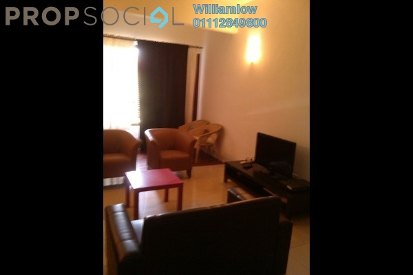 For Rent Condominium at Surian Condominiums, Mutiara Damansara Freehold Fully Furnished 4R/3B 2.8千