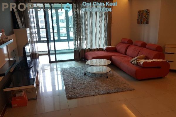 For Rent Condominium at Saujana Residency, Subang Jaya Freehold Fully Furnished 3R/2B 3.3k