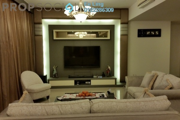 For Sale Condominium at Five Stones, Petaling Jaya Freehold Fully Furnished 4R/5B 2.1m